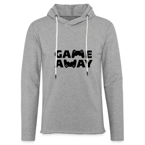 game away - Lichte hoodie unisex