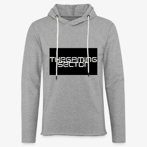 TheGamingSector Merchandise - Light Unisex Sweatshirt Hoodie