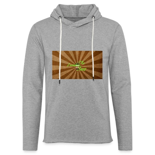 THELUMBERJACKS - Light Unisex Sweatshirt Hoodie