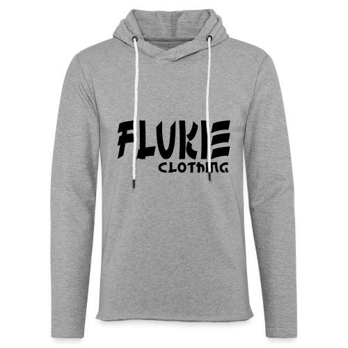 Flukie Clothing Japan Sharp Style - Light Unisex Sweatshirt Hoodie