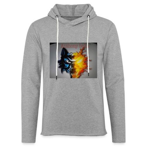E44A4C12 938F 44EE 9F52 2551729D828D - Sweat-shirt à capuche léger unisexe