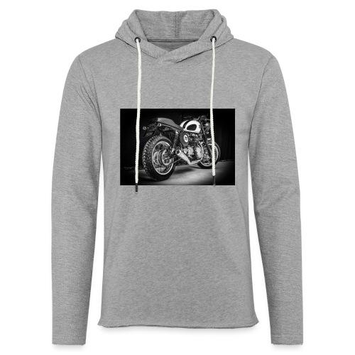 Monia's Thruxton 'Performance Scrambler' - Light Unisex Sweatshirt Hoodie