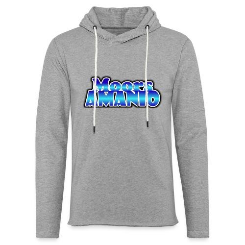 MoorsAmanioLogo - Lichte hoodie unisex
