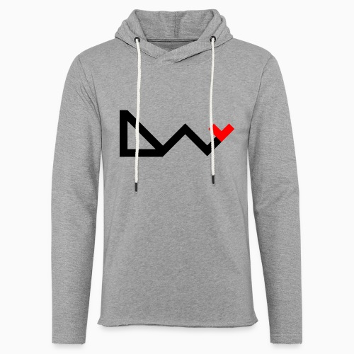 day logo - Light Unisex Sweatshirt Hoodie