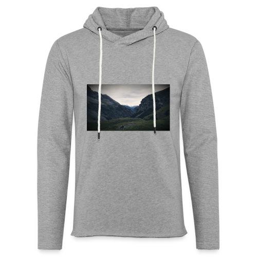 Travel - Lichte hoodie unisex