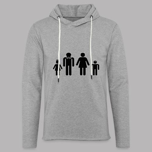 Freaky Family - Light Unisex Sweatshirt Hoodie