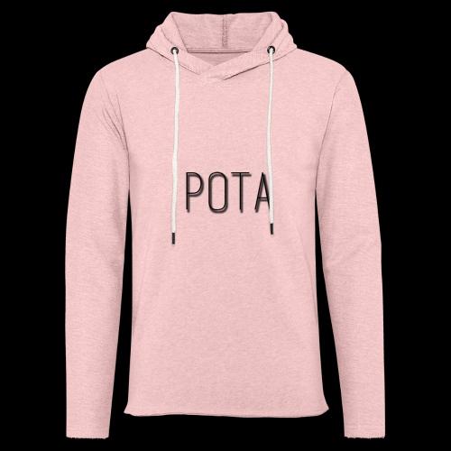 pota2 - Felpa con cappuccio leggera unisex