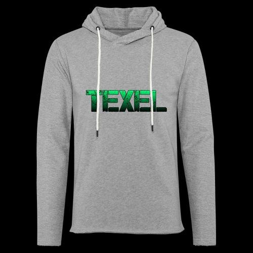Texel - Lichte hoodie unisex