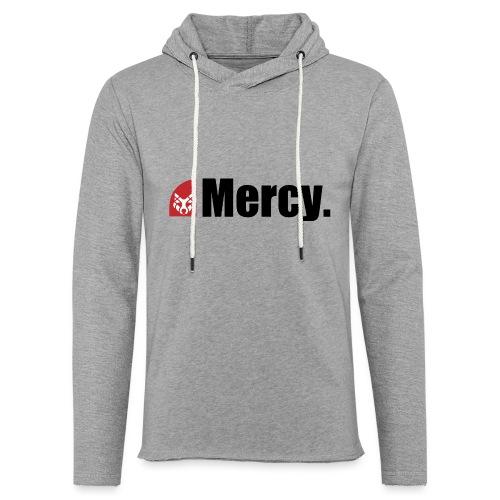 Mercy. - Leichtes Kapuzensweatshirt Unisex