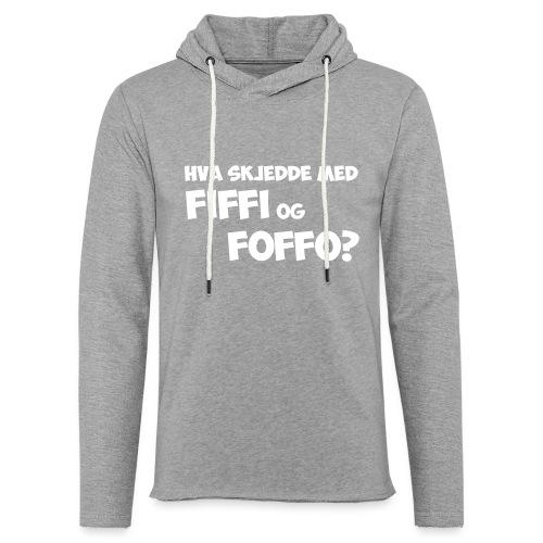 Hva skjedde med Fiffi og Foffo