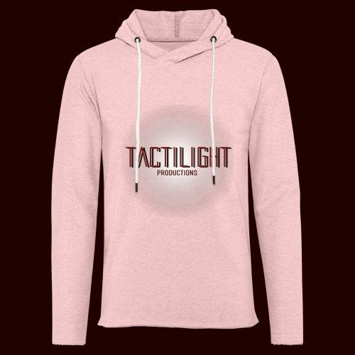 Tactilight Logo - Light Unisex Sweatshirt Hoodie