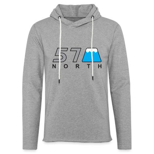 57 North - Light Unisex Sweatshirt Hoodie