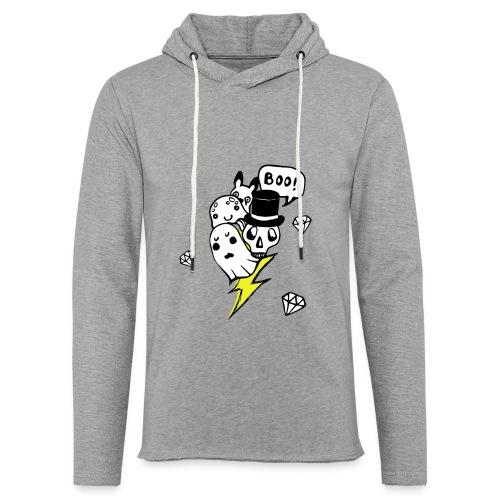 Boo! - Lekka bluza z kapturem