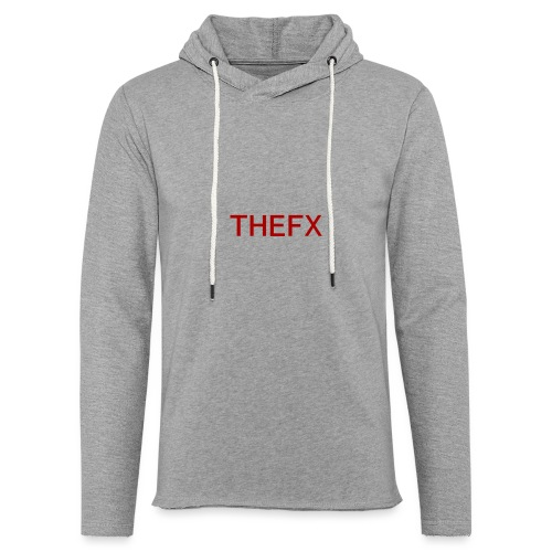 TheFX [FXiles Merch & Clothing brand] - Lett unisex hette-sweatshirt