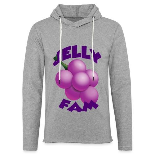 JellySquad - Let sweatshirt med hætte, unisex