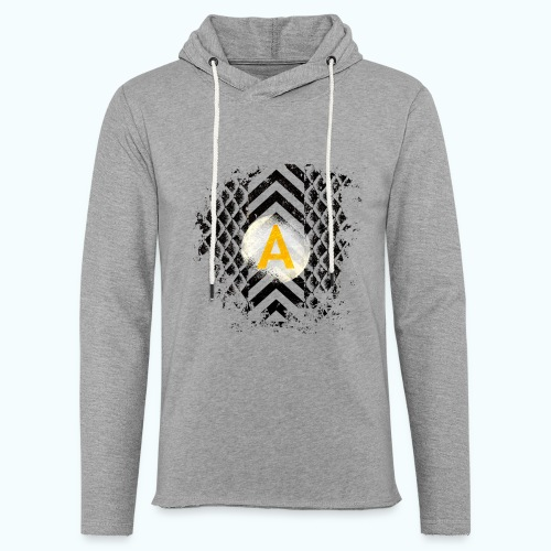 A man - Light Unisex Sweatshirt Hoodie