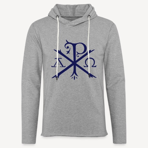 Chi Rho Alpha Omega - Light Unisex Sweatshirt Hoodie