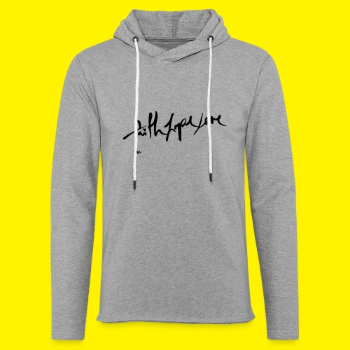 Faith Hope Love - Light Unisex Sweatshirt Hoodie