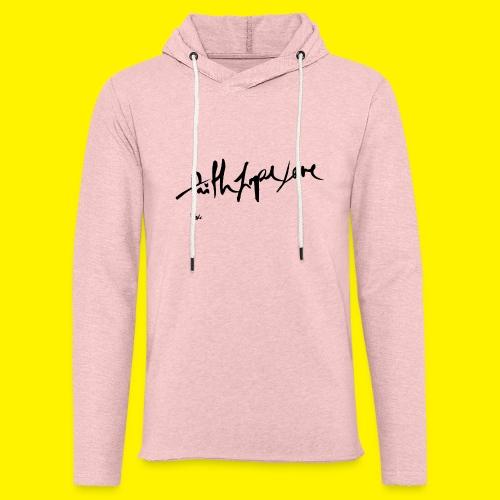 Faith Hope Love - Light Unisex Sweatshirt Hoodie