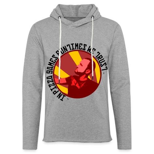 In PGF We Trust - Light Unisex Sweatshirt Hoodie