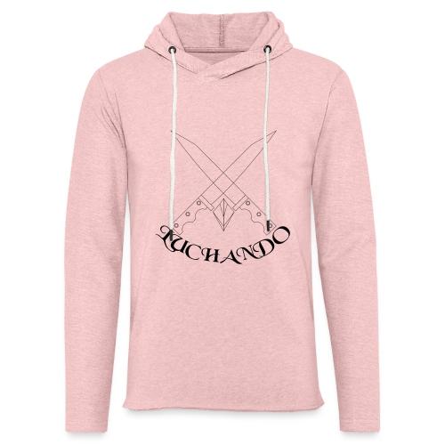 design 1 - Let sweatshirt med hætte, unisex