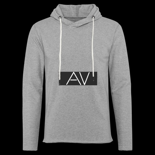 AV White - Light Unisex Sweatshirt Hoodie