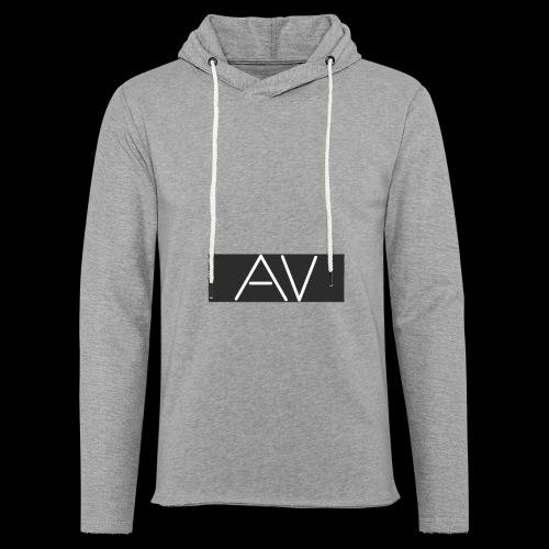AV White - Light Unisex Sweatshirt Hoodie