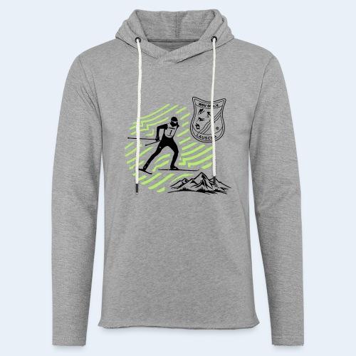 Mountain Skate - Leichtes Kapuzensweatshirt Unisex