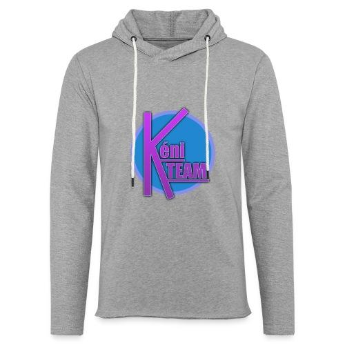 LOGO TEAM - Sweat-shirt à capuche léger unisexe