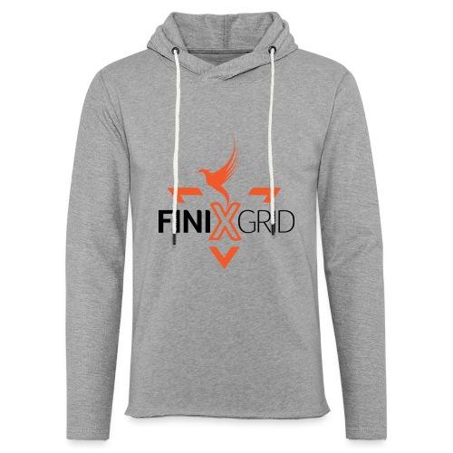 FinixGrid Orange - Light Unisex Sweatshirt Hoodie