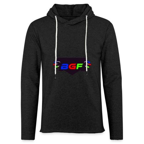 The BGF's ARMY logo! - Light Unisex Sweatshirt Hoodie