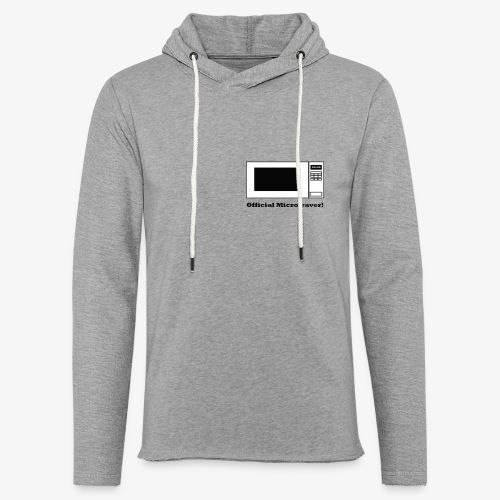 Official Microwaver! - Light Unisex Sweatshirt Hoodie
