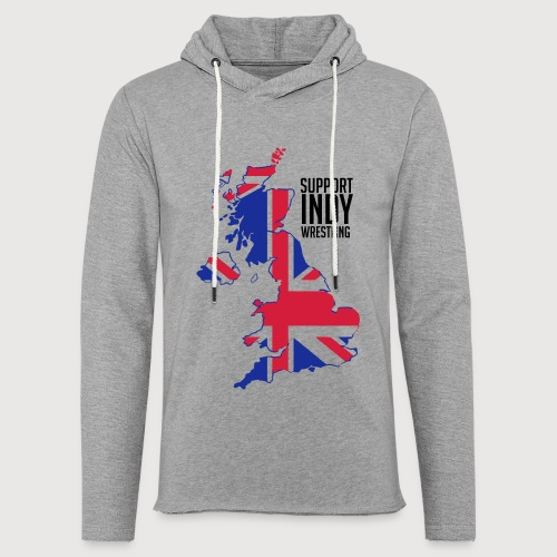 Indy Britain - Light Unisex Sweatshirt Hoodie
