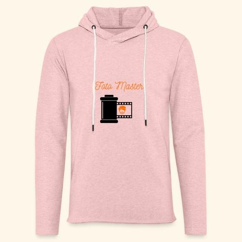 Foto Master - Let sweatshirt med hætte, unisex
