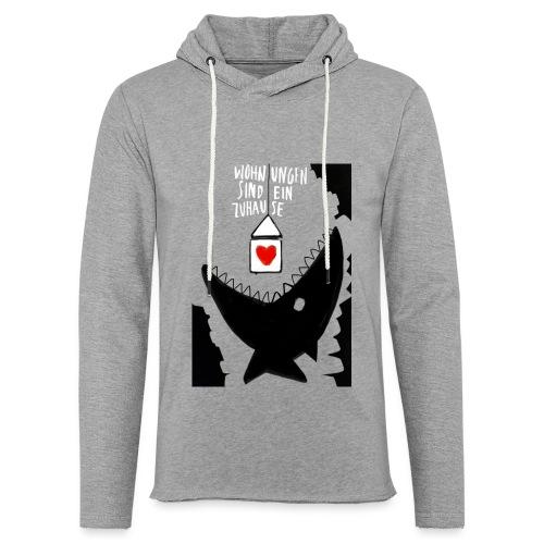 haifisch 03 - Leichtes Kapuzensweatshirt Unisex