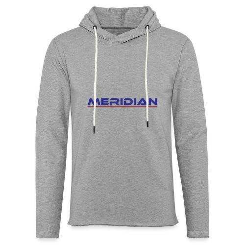 Meridian - Felpa con cappuccio leggera unisex