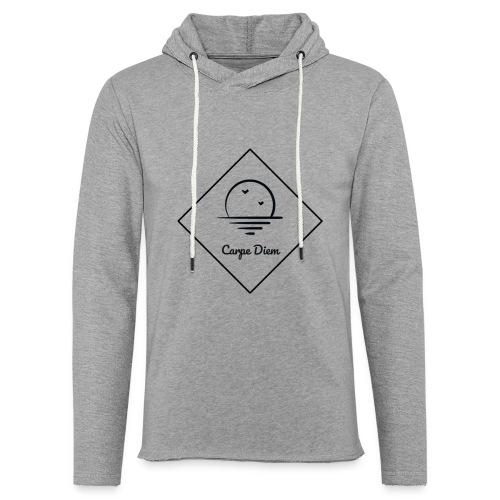 Carpe Diem - Lichte hoodie unisex