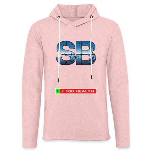 Health Tee Oh Shiiet! - Let sweatshirt med hætte, unisex