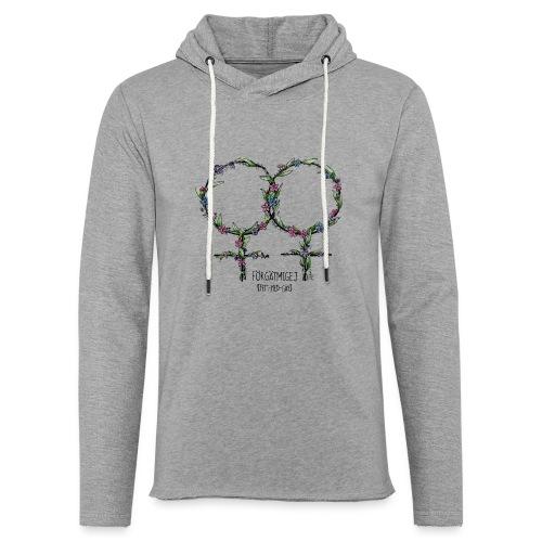 Fettmedgay - Light Unisex Sweatshirt Hoodie