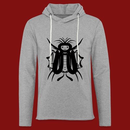 butterflyman - Leichtes Kapuzensweatshirt Unisex