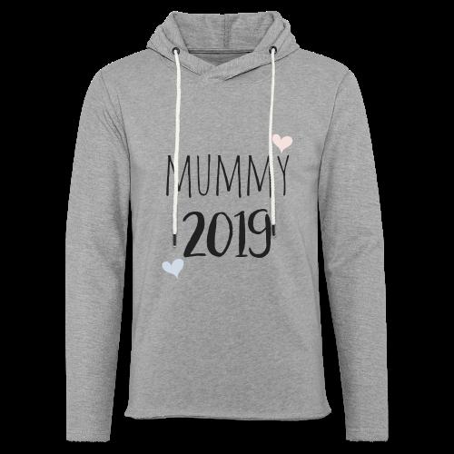 Mummy 2019 - Leichtes Kapuzensweatshirt Unisex