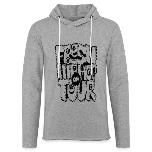 Fresh Hip Hop On Tour - Sweat-shirt à capuche léger unisexe