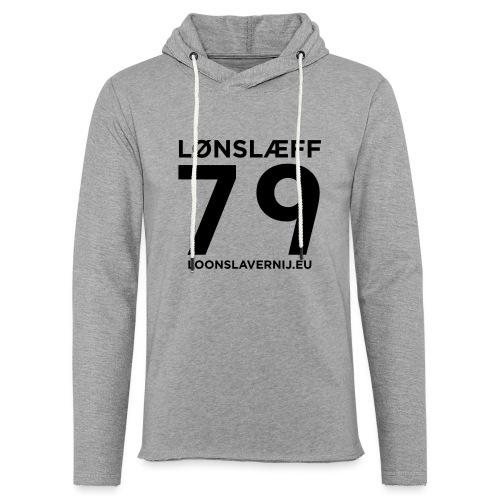 100014365_129748846_loons - Lichte hoodie unisex