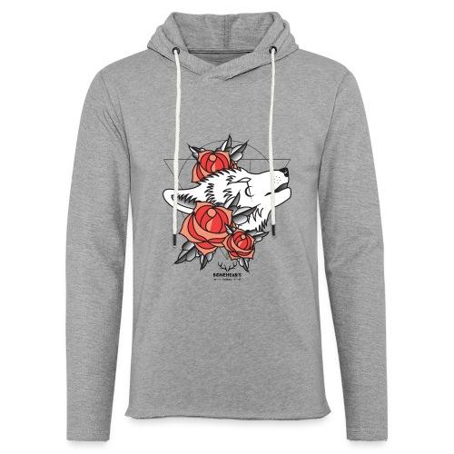 Wolfhead - Light Unisex Sweatshirt Hoodie