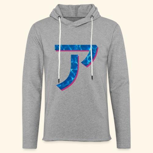 ア logo - Sweat-shirt à capuche léger unisexe