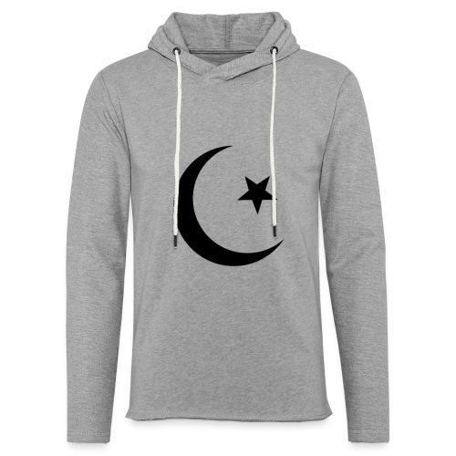 islam-logo - Light Unisex Sweatshirt Hoodie