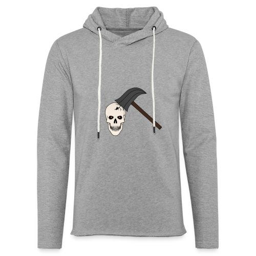 Skullcrusher - Leichtes Kapuzensweatshirt Unisex
