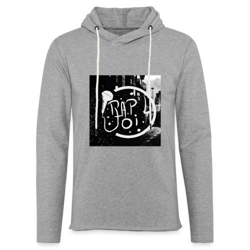 T-SHIRT LOGO CHAINE - Sweat-shirt à capuche léger unisexe