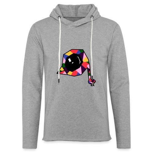 Birdie boo - Let sweatshirt med hætte, unisex