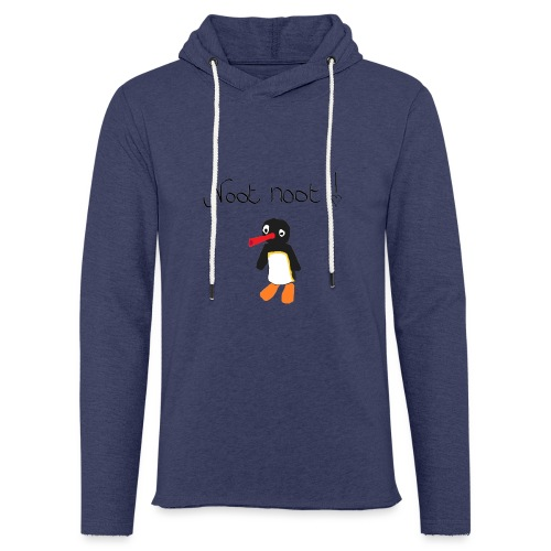 NOOT NOOT x3 - Lichte hoodie unisex